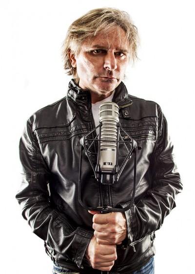 Radio Personality Jon Boesche